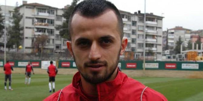 Kayseri Erciyessporlu İlhan Parlak sezonu kapattı
