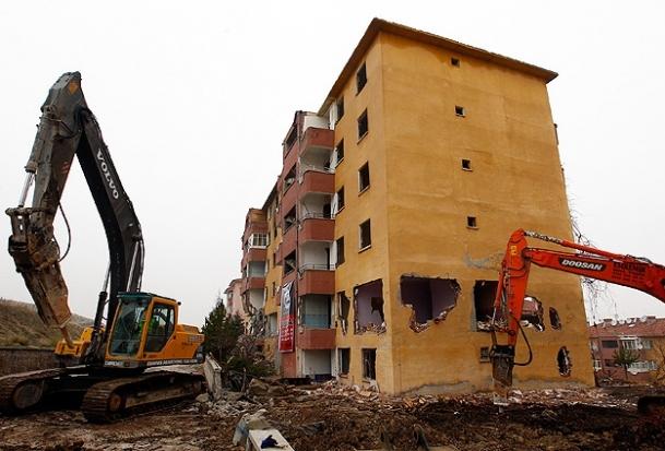 Kentsel dönüşümde ikinci yıkım dalgası