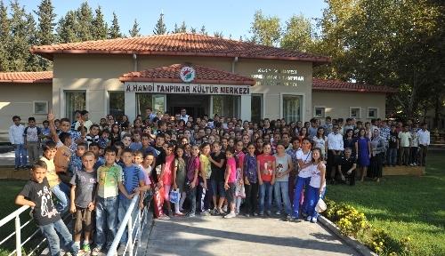 Kepez Belediyesi'nden öğrencilere ücretsiz sinema hizmeti