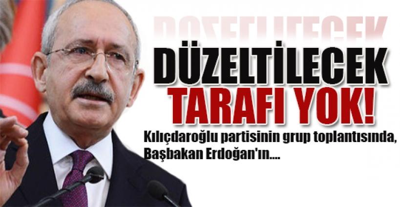 Kılıçdaroğlu: Halk bu söylemden yara almıştır