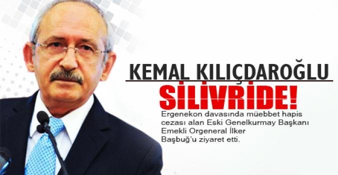 Kılıçdaroğlu Silivri'ye gitti!