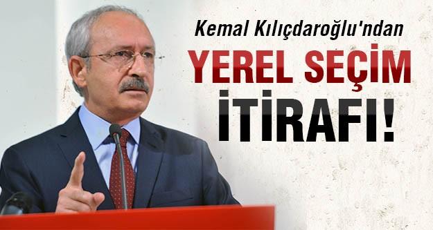 Kılıçdaroğlu yerel seçim için ne dedi?