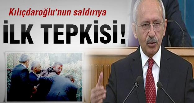 Kılıçdaroğlu'dan saldırıya ilişkin açıklama!