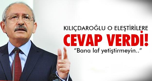 Kılıçdaroğlu'ndan iktidara mektup!