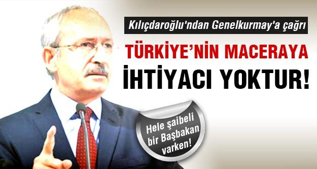 Kılıçdaroğlu'ndan ilginç Suriye iddiası!