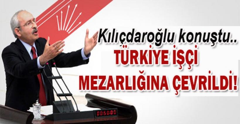 Kılıçdaroğlu'nun son parti grubu konuşması