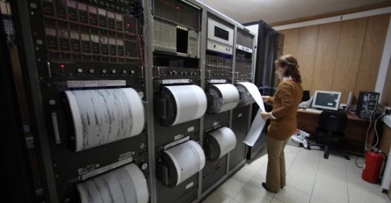 Kırşehir'de 4,5 büyüklüğünde deprem