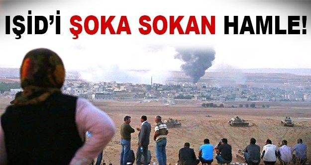 Kobani'de son durum?