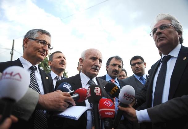 Komisyon Mehmet Ağar'ı dinledi
