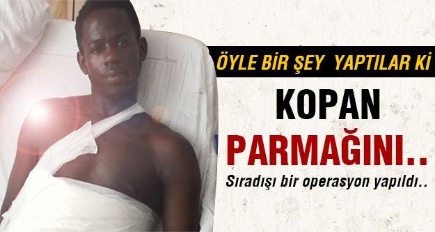 Konya'da sıradışı operasyon!