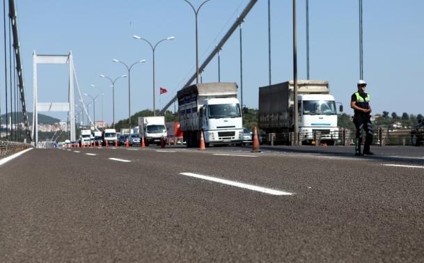 Köprü ve otoyol geliri 740 milyon lirayı geçti