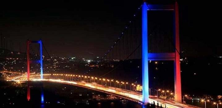 Köprü Yarın Pembe Olacak..