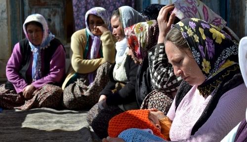 Köylü kadınların çektiği 'Yün Bebek' filmi Altın Portakal'da gösterilecek