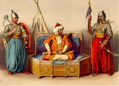 Kral ve Eşleri