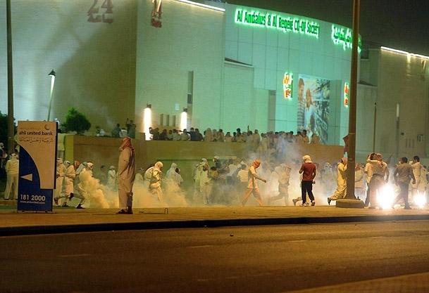Kuveyt'te gösteri