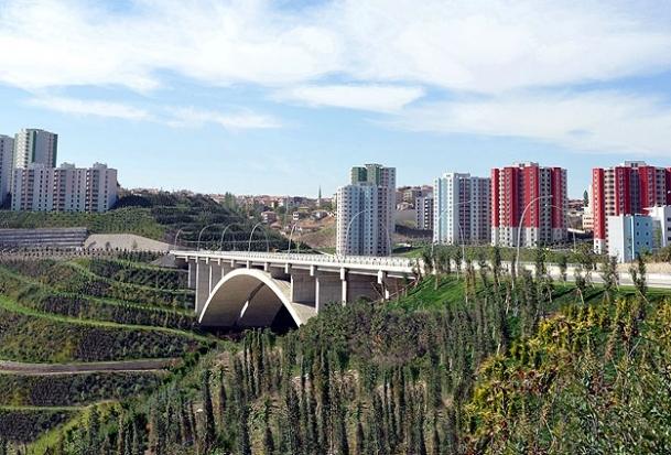 Kuzey Ankara'ya bin 764 konut