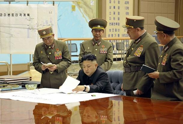 Kuzey Kore Genelkurmay Başkanı değişti