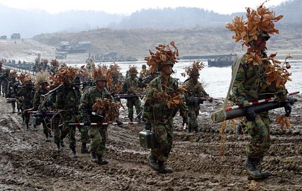 Kuzey Kore'den ABD ve Güney Kore'ye tehdit