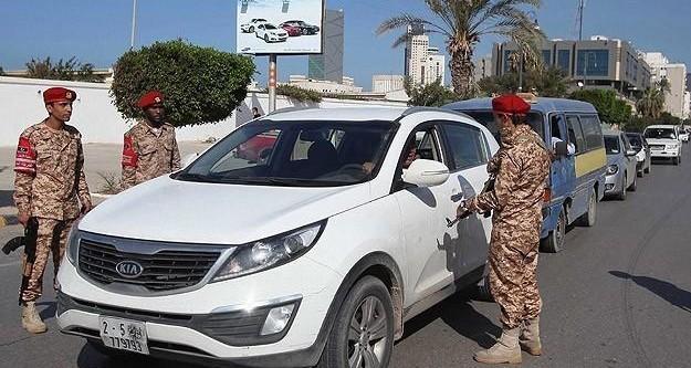 Libya Ordusu 3 askeri üssü teslim aldı