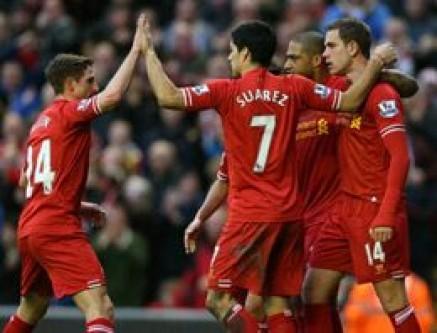 Liverpool haftayı galibiyetle kapattı