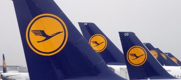 Lufthansa'da grev: Bin 688 uçuş iptal