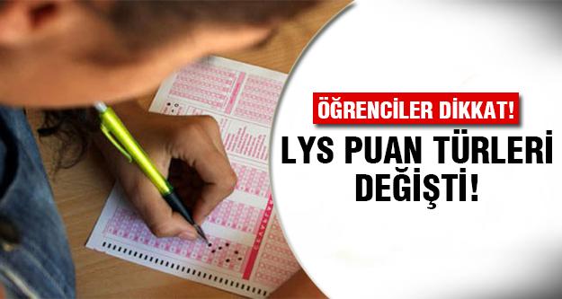 LYS 2015 adayları dikkat!
