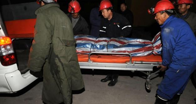 Madende mahsur kalan 21 işçi öldü