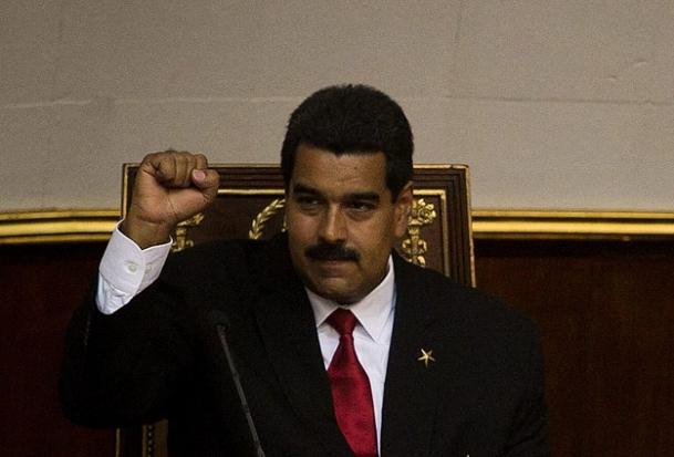 Maduro yemin etti