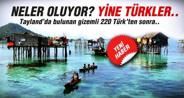 Malezya'da da 74 Türk