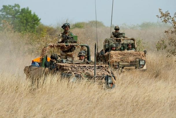 Mali'de ölen Fransız askerlerinin sayısı 5'e çıktı