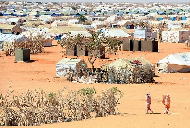 Malili mülteci sayısı 70 bine yaklaştı