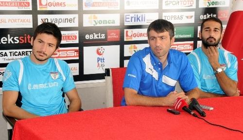 Manisaspor'da hedef, 1461 Trabzonspor deplasmanından galibiyetle dönmek