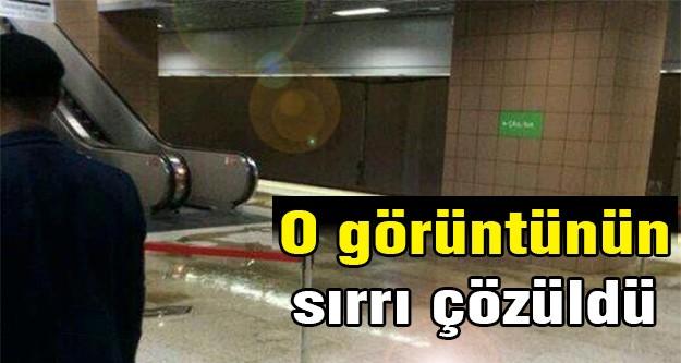 'Marmaray'da sızıntı' açıklaması