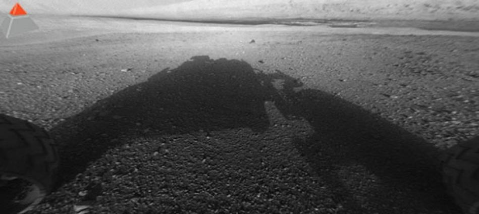 Mars'ta ''volkanik mineral'' bulundu