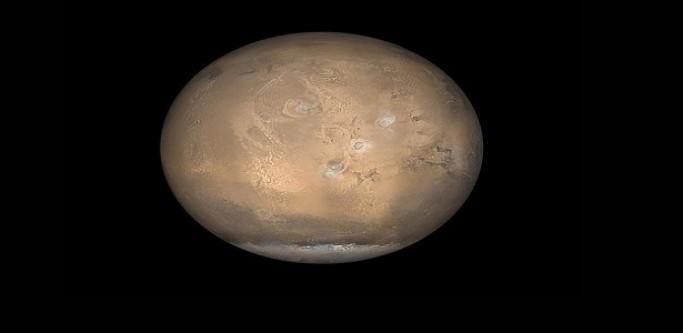 Mars'ta Yaşam İzleri