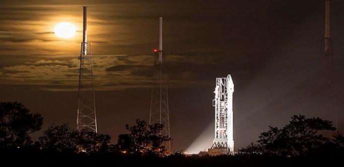 MAVEN uzay aracı Mars yolunda