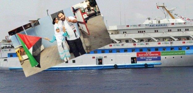 Mavi Marmara gazisi öldü!