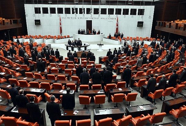 Meclis 23 Nisan'a hazırlanıyor
