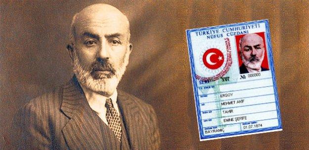 Mehmet Akif Ersoy bakın nerede doğmuş?