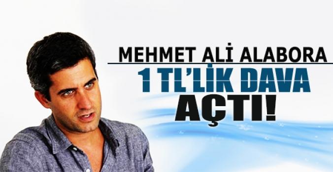 Mehmet Ali Alabora'dan Yeni Şafak'a dava