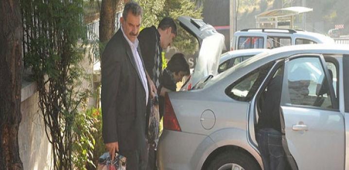 Mehmet Öcalan İmralı'ya gidiyor