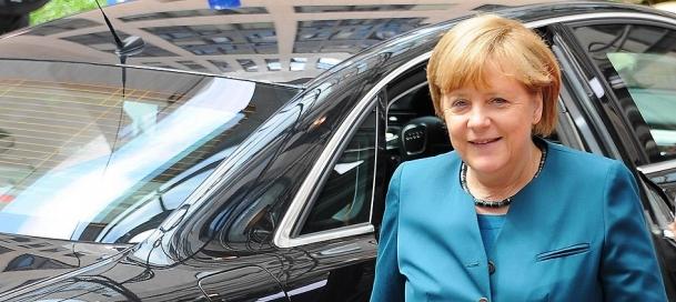 Merkel yine dünyanın en etkili kadını