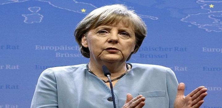 Merkel'den Yeşil Işık