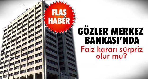 Merkez Bankası bugün açıklıyor!