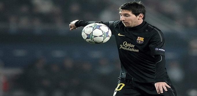 Messi'nin Sakatlığı Normal
