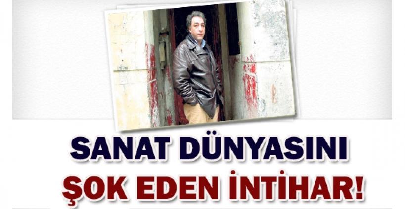Metin Kaçan intihar etti