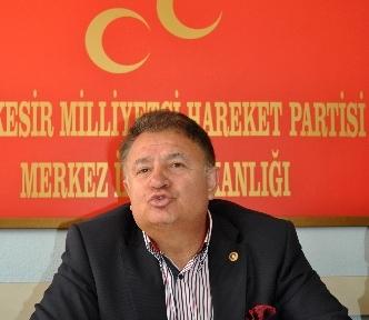 MHP Balıkesir Milletvekili Duran, Başkan Ok'a yapılan saldırıyı kınadı