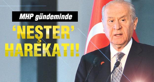 MHP'de teşkilat devrimi!