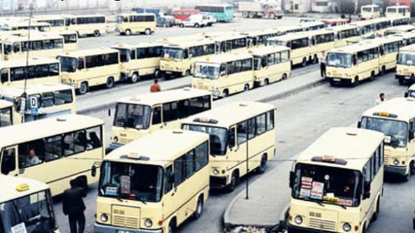 Milyon liraya minibüs hattı