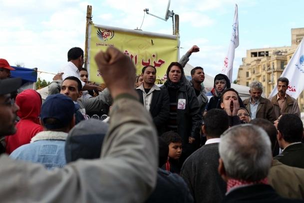 Mısır'da gösteri kanunu düzenleniyor